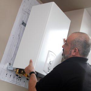 Instalare centrala termica – manopera